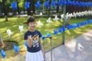 中国画_红岩颂_龚蔚茜_国际青少年美术家_少美联赛