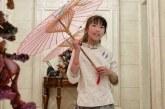 中国画_乡间春景_胡馨予_国际青少年美术家_少美联赛