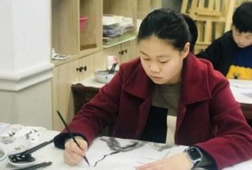 中国画_天坛_赵怡煊_国际青少年美术家_少美联赛